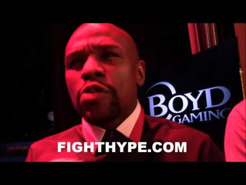 FLOYD MAYWEATHER ANALYZES PACQUIAO VS. VARGAS; EXPLAINS WHAT MAKES PACQUIAO GOOD