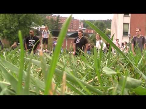 Appalachian State University Campus Preacher