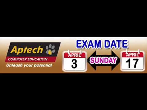 SIVAGANGAI APTECH COMPUTER TALENT EXAM 2016