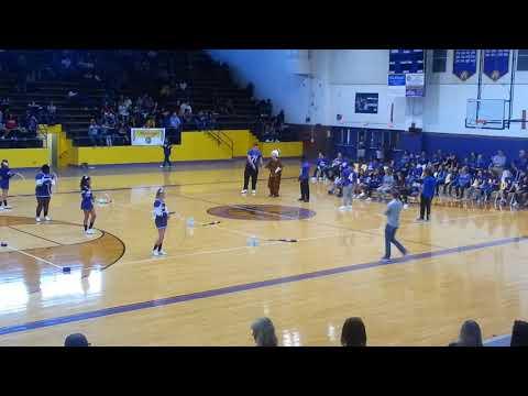 Waite high school pep rally