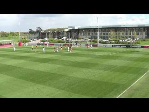 Nike Academy v. Sheffield Wednesday U23 - 25-04-2017