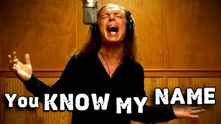 Chris Cornell - You Know My Name - Cover - Casino Royale - Ken Tamplin Vocal Academy
