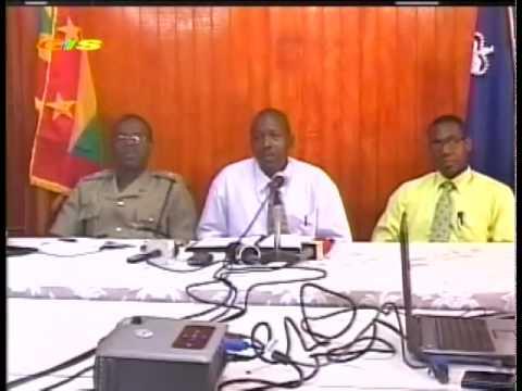 Grenada: News: Drug Trade