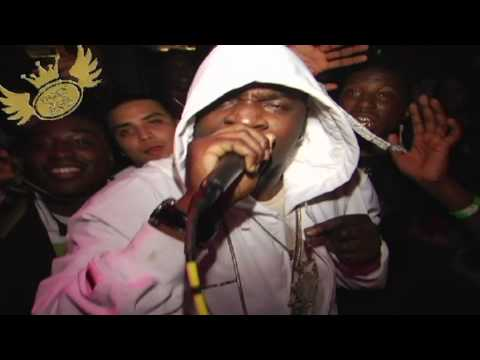 The Jacka rapping live in San Francisco