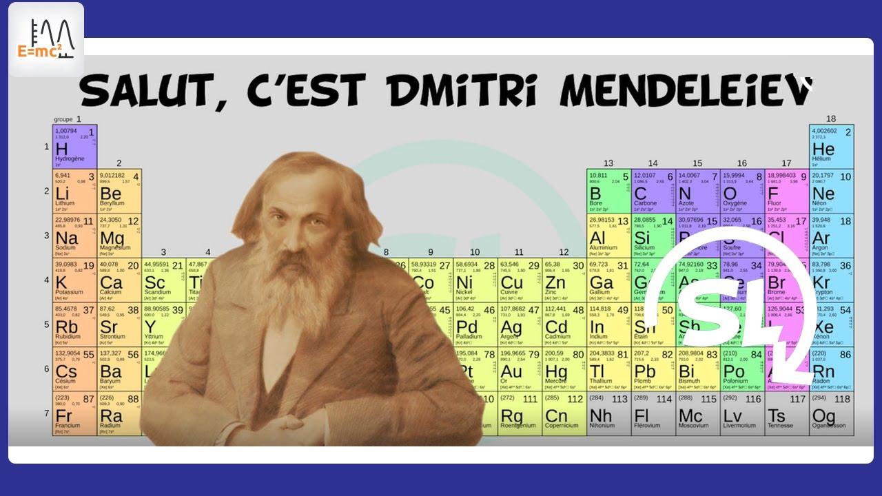 [ScienceLoop] Le génie de Mendeleïev, [3/3]