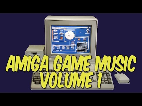 Amiga Game Music Volume 1