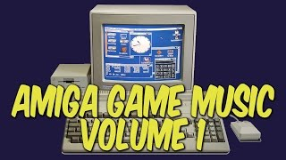 Amiga Game Music Volume 1