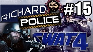TRAITOR! - Richard Plays - Swat 4 #15