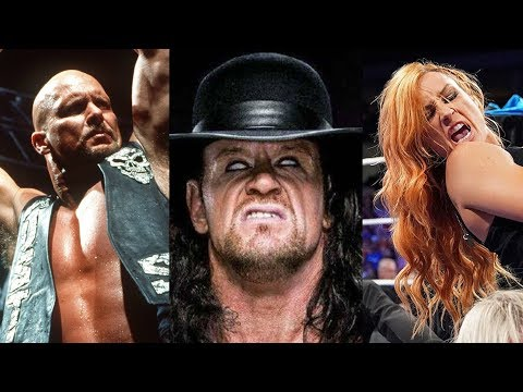 Who's the Most Metal Wrestler of All Time?