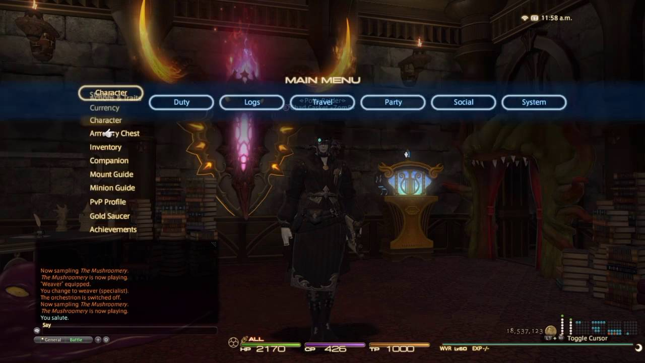 FFXIV Patch 3 3 Ironworks Gear Pentamelds for Crafting and Gathering