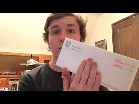 GEORGETOWN UNIVERSITY ADMISSIONS DECISION REACTION!
