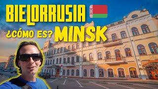 No esperaba que me gustara esta ciudad | MINSK - BIELORRUSIA | Viajando con Mirko