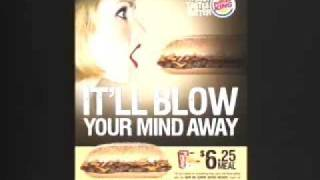 Is this Burger King Ad Too Racy?