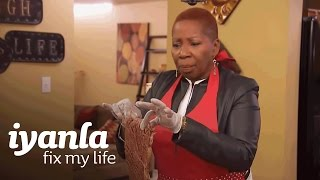 Iyanla to a Feuding Family: