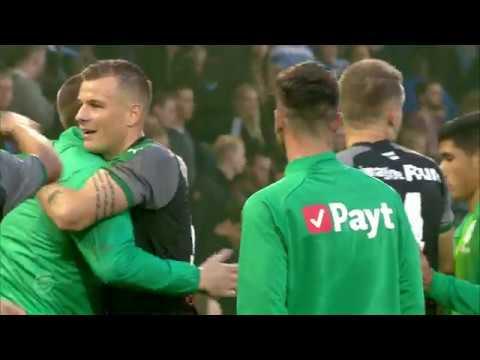 Samenvatting De Graafschap - FC Groningen 0-1