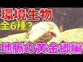 【MHW】環境生物 地脈の黄金郷編【モンハンワールド二人実況】