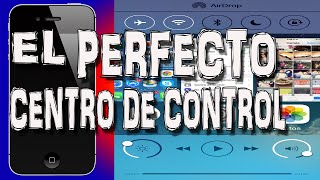 AUXO 2 Mejora tu centro de Control al maximo en iPhone, iPod, iPad