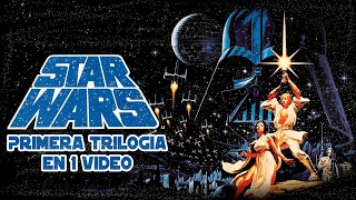 Star Wars (Trilogia Clásica Episodios 4, 5 y 6) : La Historia en 1 Video