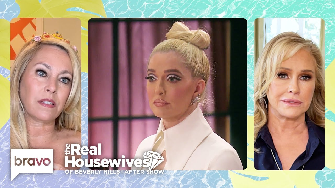 Download This Is What Sutton Stracke Wants To Apologize For   RHOBH After Show S11 E18