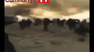 Россия уничтожила турецкий конвой в Сирии