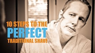 Art of Shaving  - 10 Steps to the Perfect Shave