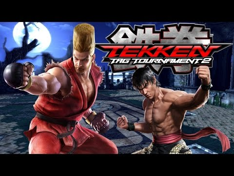 Tekken Tag 2 - Paul/Marshall Law Combo Exhibition Updated