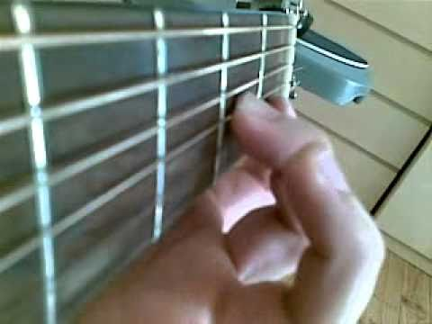 F Major Chord Finger Positions - YouTube