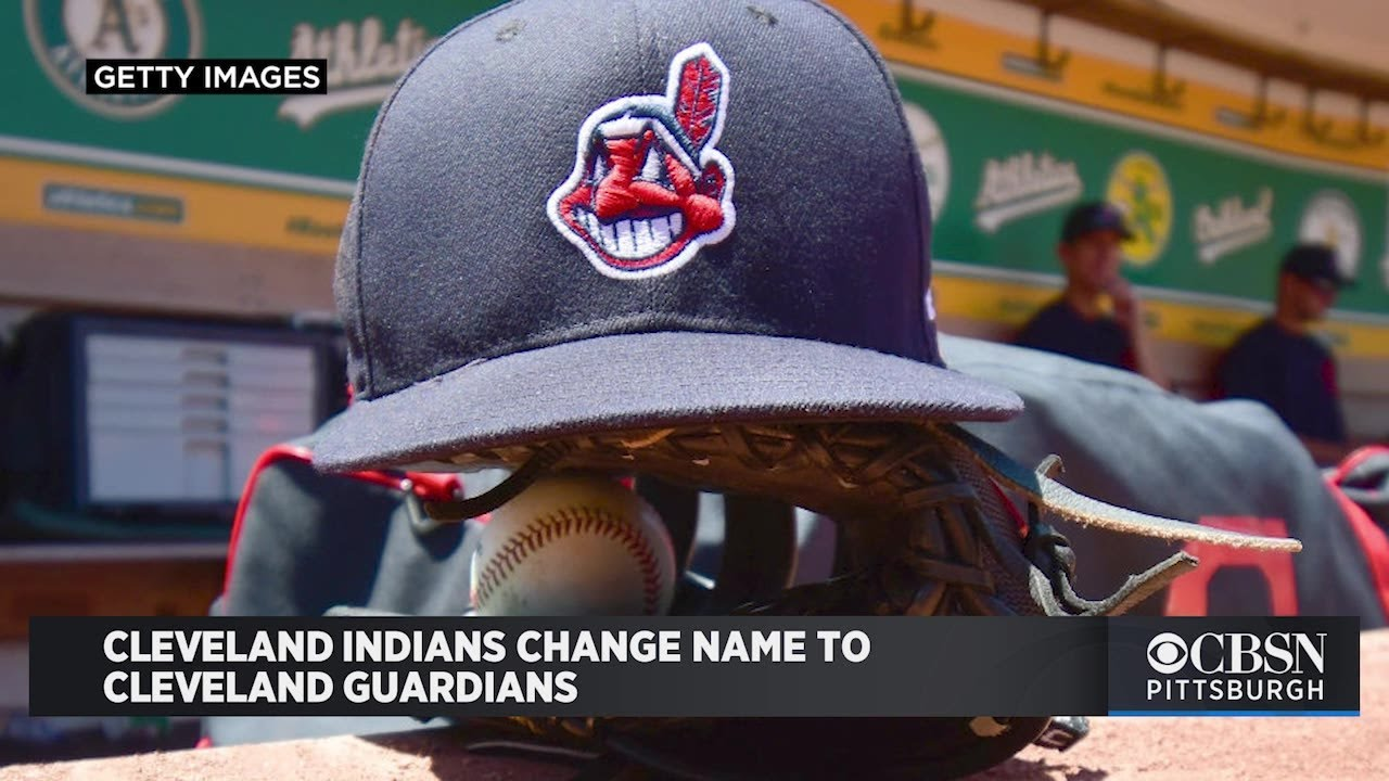 Cleveland Indians will change name to Cleveland Guardians