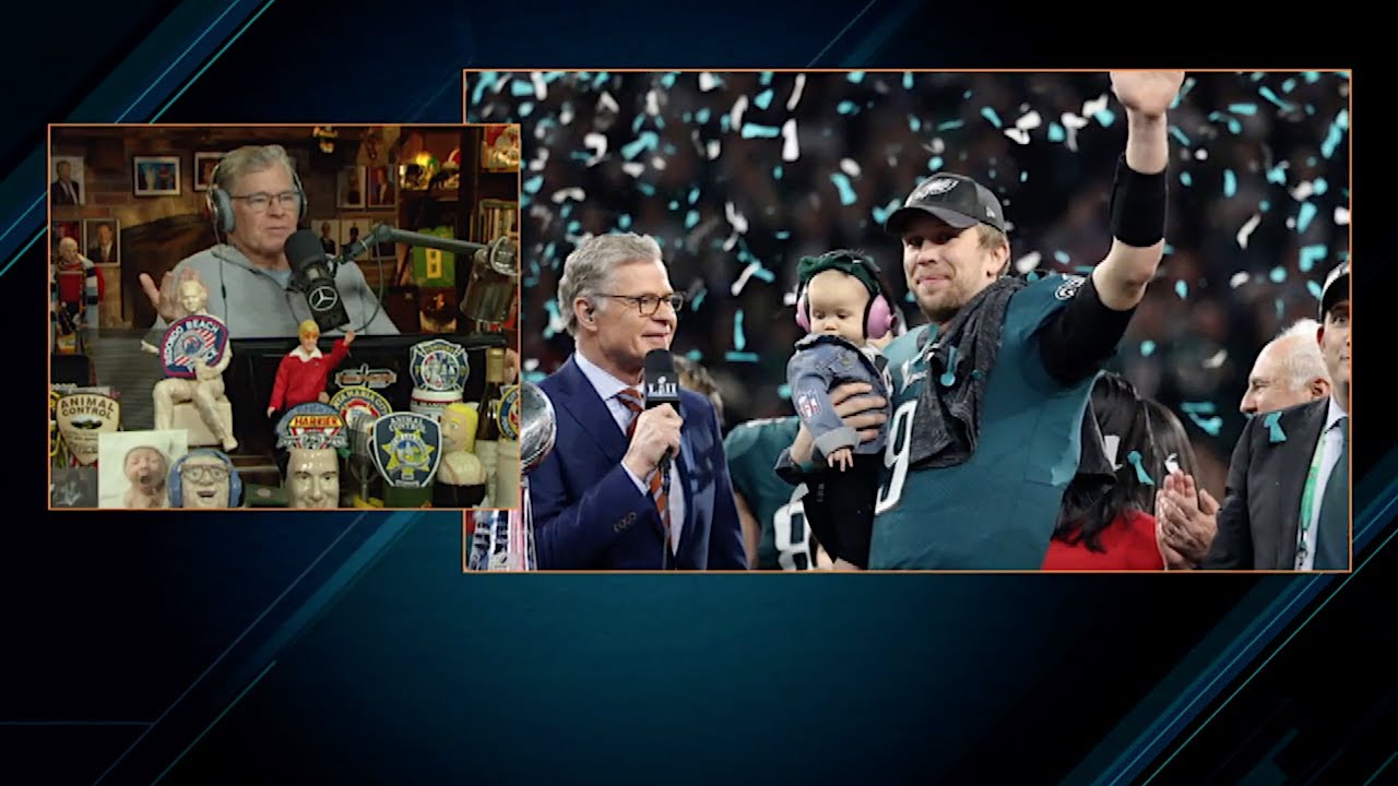 Podium Poise 101: Dan Patrick's Guide to Staying Calm in a Crazy Postgame Environment | 1/20/20