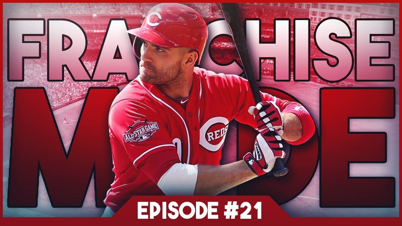 MLB The Show 18 - Cincinnati Reds Franchise Mode #21