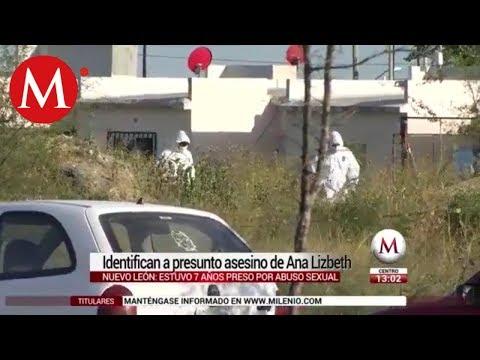 Presunto homicida de Ana Lizbeth estuvo preso por delitos sexuales