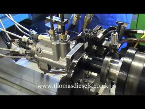testing a stanadyne de diesel pump youtubetesting a stanadyne de diesel pump