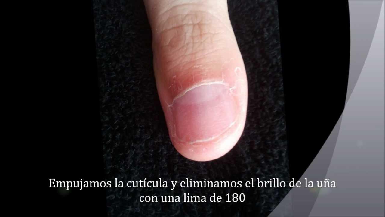 Tutorial uñas de gel para hombres - uñas esculpidas para hombre.wmv ...