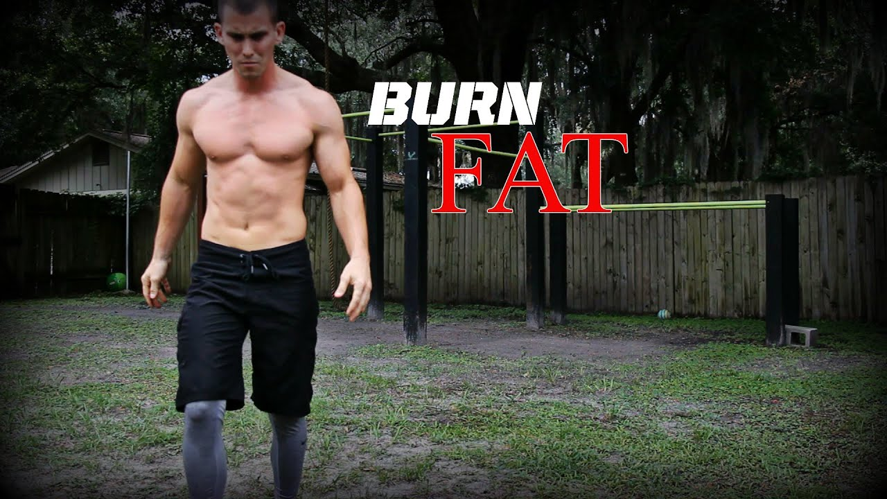 Best workout to burn FAT