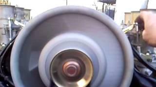 Porsche 911 engine start
