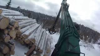 Управление манипулятором Инструкция для чайников Урал лесовоз Атлант С-90