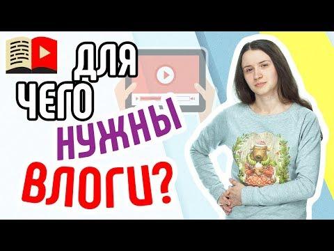 Функции видеоблога. Зачем нужны видеоблоги?