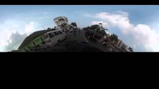 vidio 360 palembang sudirman airmancur bkb upload by xl 4g lte