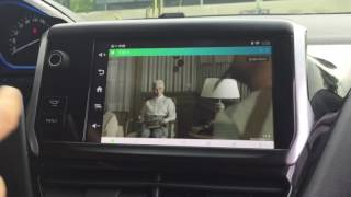 peugeot for hdmi video interface integrated android set top box
