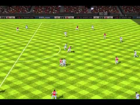 FIFA 14 iPhone/iPad - enzormt vs. FC Shakhtar