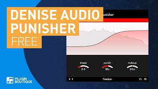 Free VST Plugin | Punisher by Denise Audio | Saturation Distortion