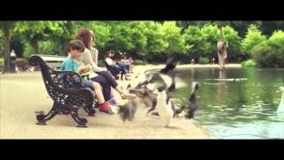 Geordie John Lewis Christmas Advert 2014 Parody - #GeordieThePenguin
