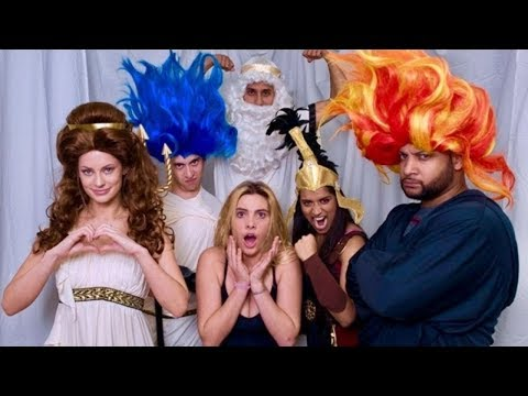 "Greek Gods | Lele Pons, Anwar Jibawi, Hannah Stocking & Lilly ""IISuperwomanII"" Singh"