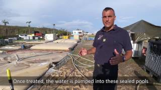 """Water purification in Haiti: a """"miracle"""" that saves lives"""