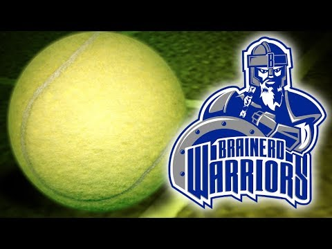 Brainerd Girls Tennis Takes Win Over Alexandria