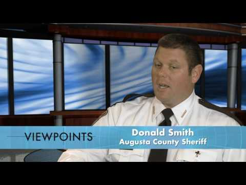 Viewpoints: Donald Smith - Augusta County Sheriff