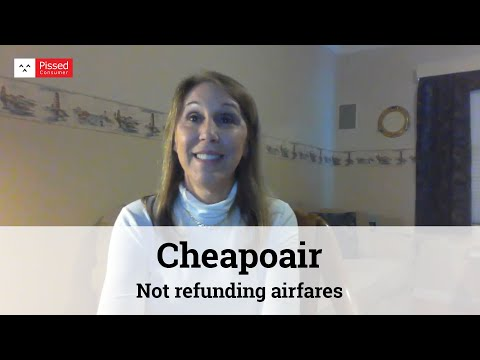 Stay Far Away From Ever Using CheapoAir (Cheapoair Reviews)