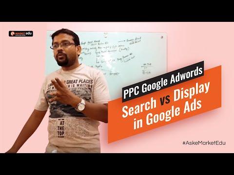 PPC Google AdWords: Search vs ...
