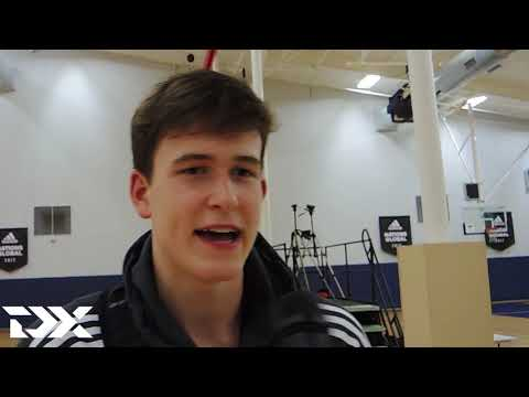 William Baker Adidas Nations Full Interview