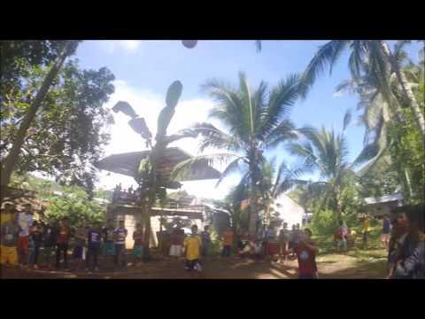 Bakbakan:  Butoy  vs  McDo  Volleyball game